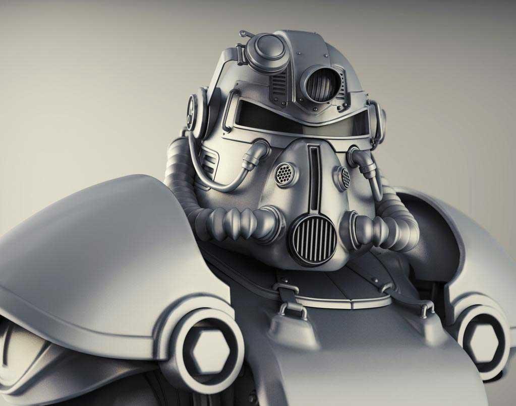 Zajímavé artworky pro Fallout 4 113371