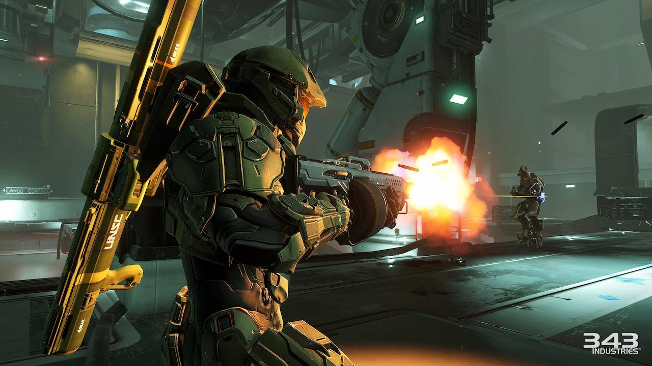 Halo 5: Guardians kráčí po vyšlapané cestičce 113431