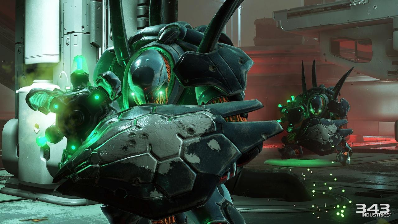 Halo 5: Guardians kráčí po vyšlapané cestičce 113434