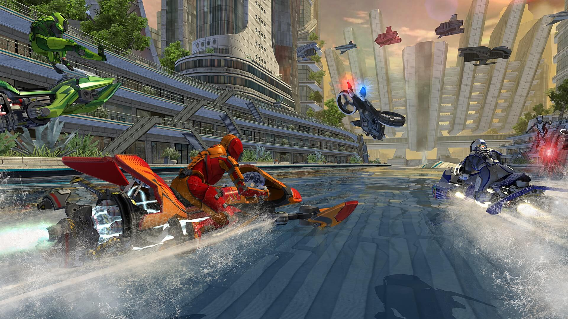 Riptide GP: Renegade nabídne futuristické závody 113438