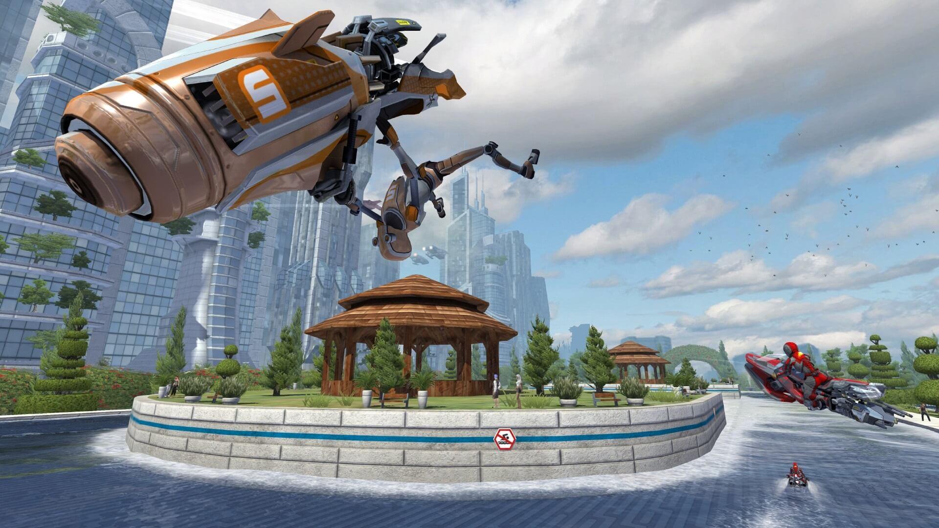 Riptide GP: Renegade nabídne futuristické závody 113439
