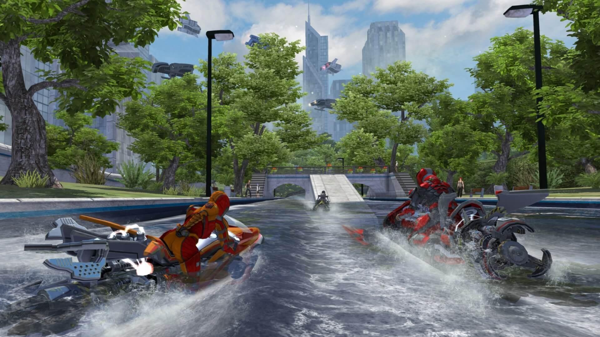 Riptide GP: Renegade nabídne futuristické závody 113443