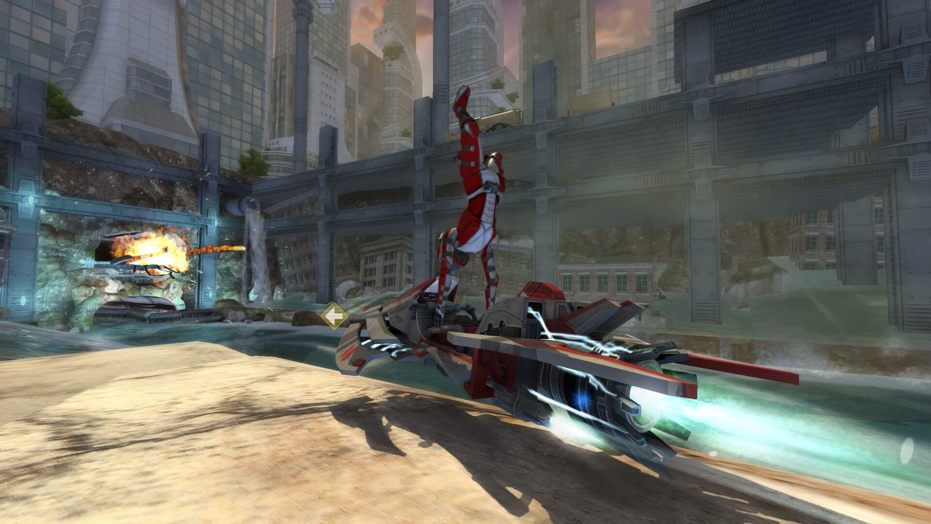 Riptide GP: Renegade nabídne futuristické závody 113444