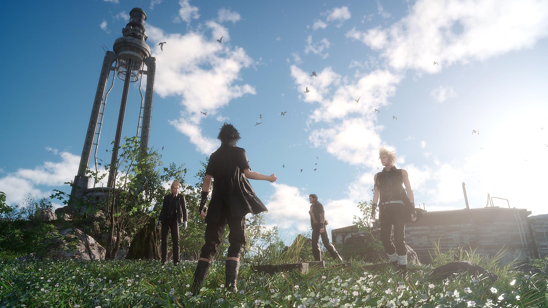 Tabata mluví o PC verzi Final Fantasy XV a vydání dalších DLC 113466