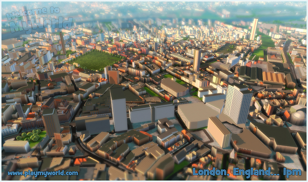 Studio Realtime Worlds prodalo Project: MyWorld 11348
