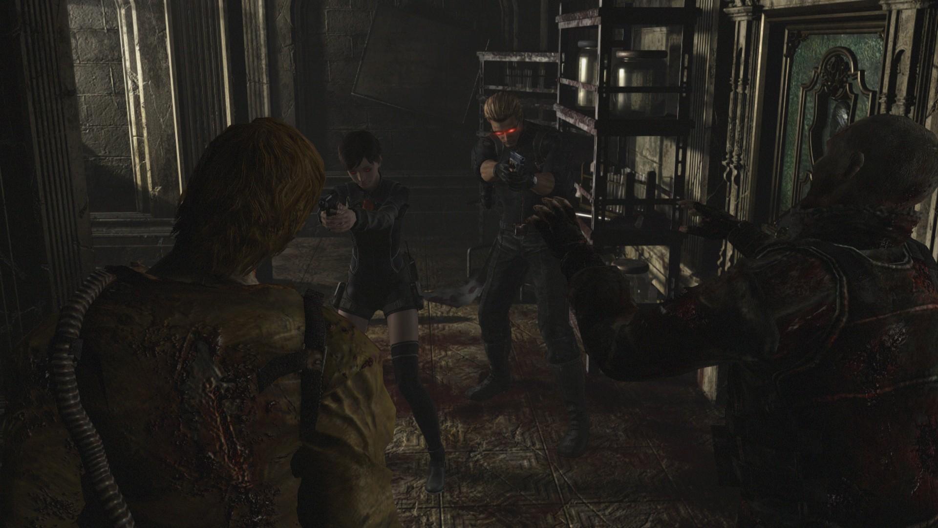 Capcom oznámil Resident Evil Origins Collection 113482