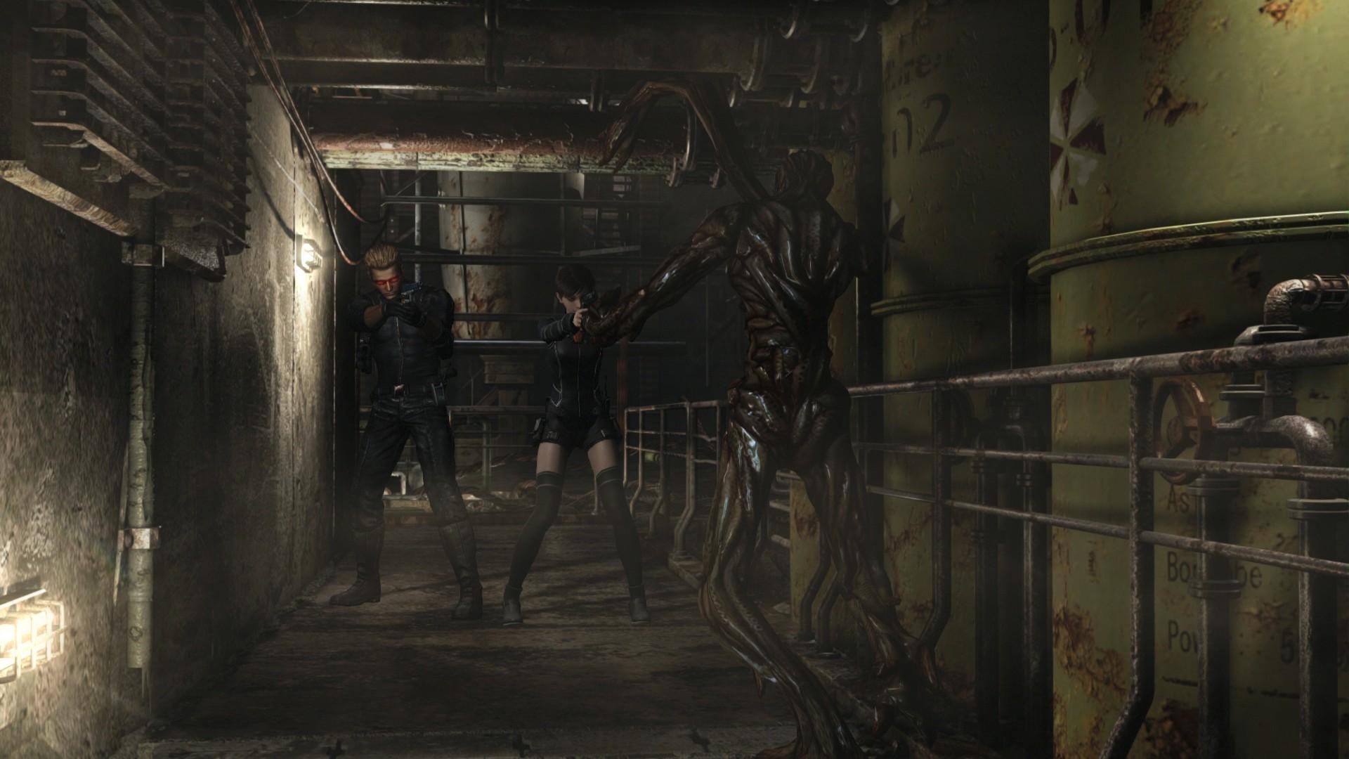 Capcom oznámil Resident Evil Origins Collection 113487