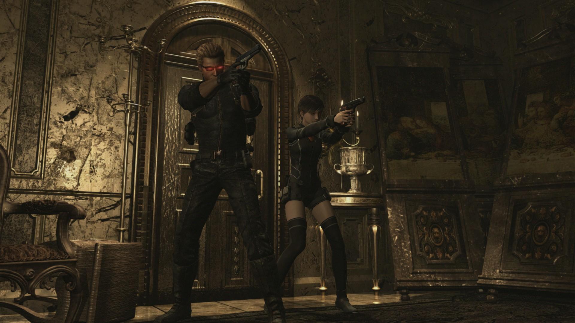 Capcom oznámil Resident Evil Origins Collection 113489