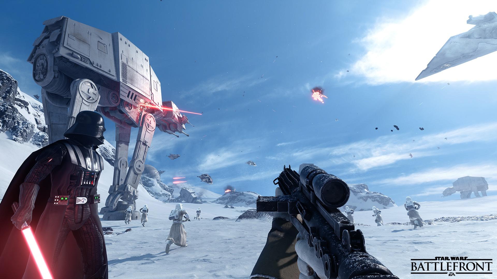 Beta Star Wars: Battlefront od 8. do 12. října 113526