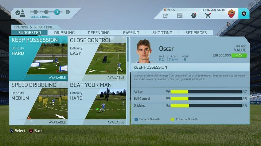 O inovacích v režimu kariéry FIFA 16 113588