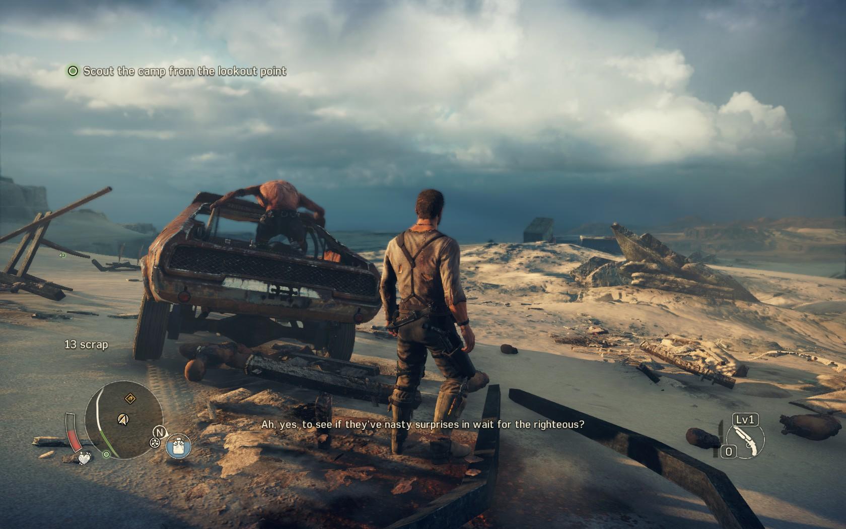 Mad Max - jak má vypadat vzorná PC verze 113610