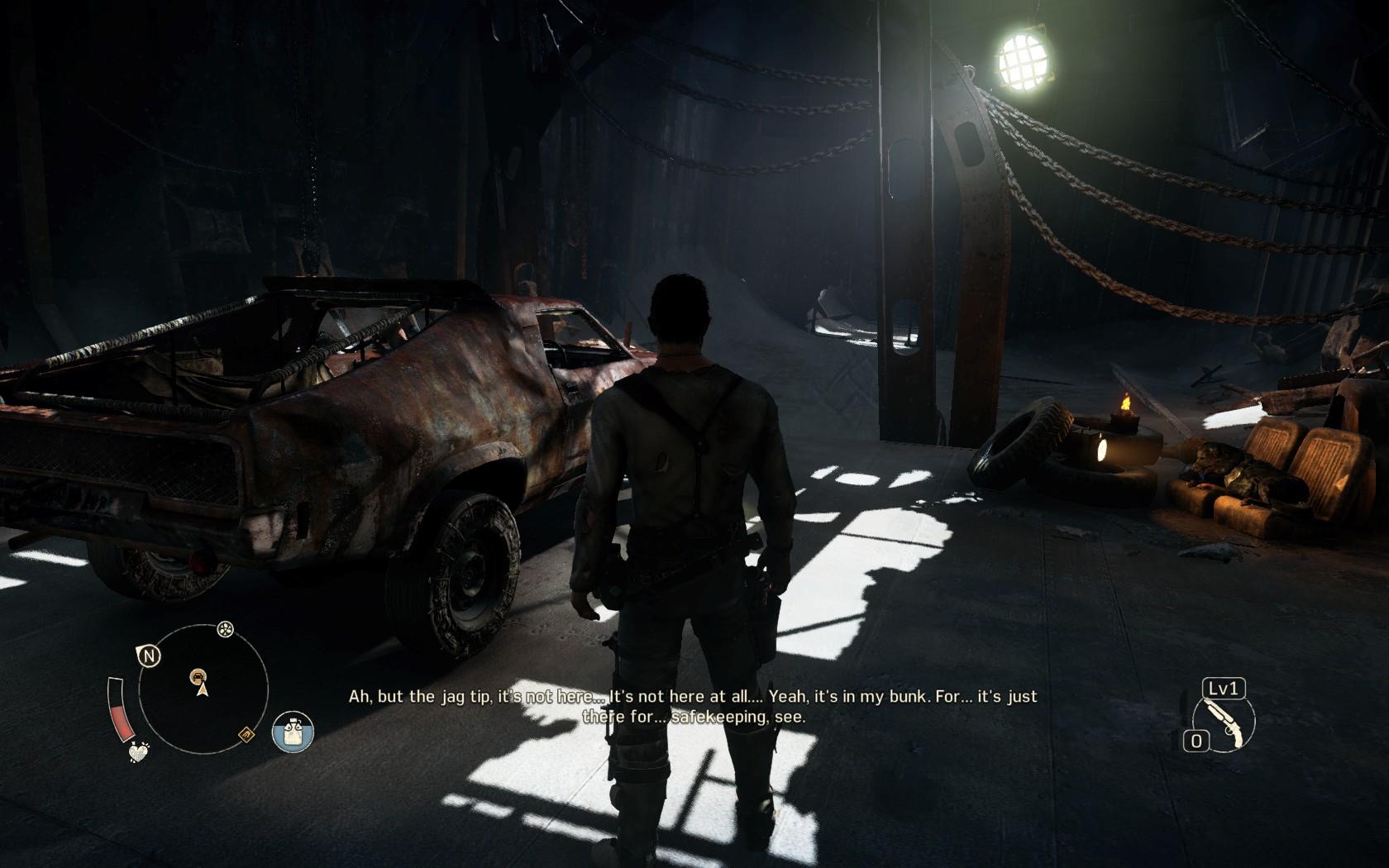 Mad Max - jak má vypadat vzorná PC verze 113611
