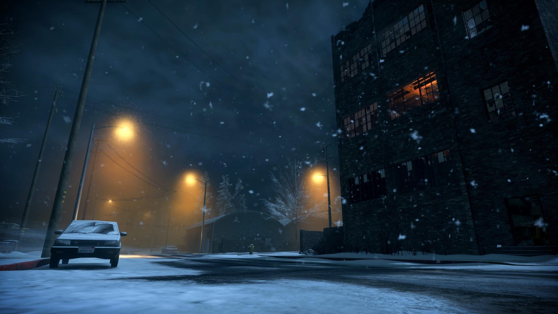 DLC Robbery přinese do Battlefield: Hardline zasněžené předměstí 113633