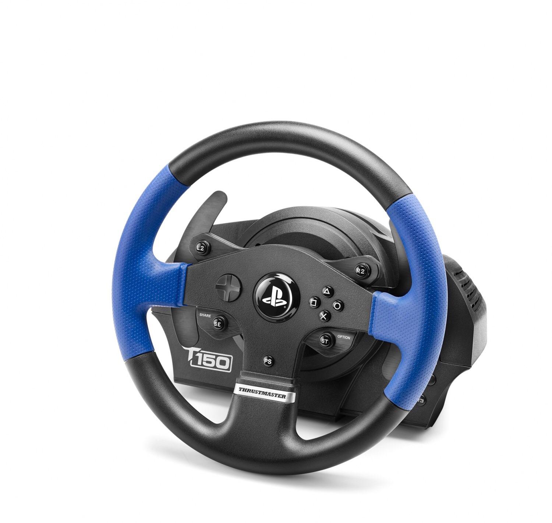 Thrustmaster připravuje cenově dostupnější volant pro PlayStation a PC 113657