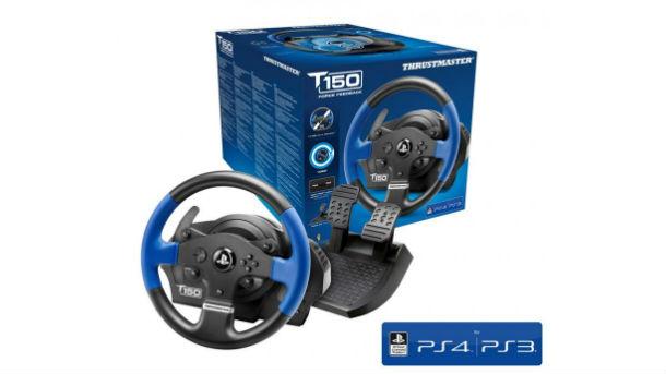 Thrustmaster připravuje cenově dostupnější volant pro PlayStation a PC 113658