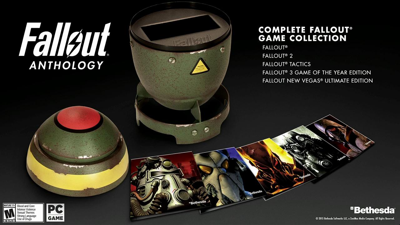 V Xzone jsme sehnali další kusy Fallout Anthology 113659