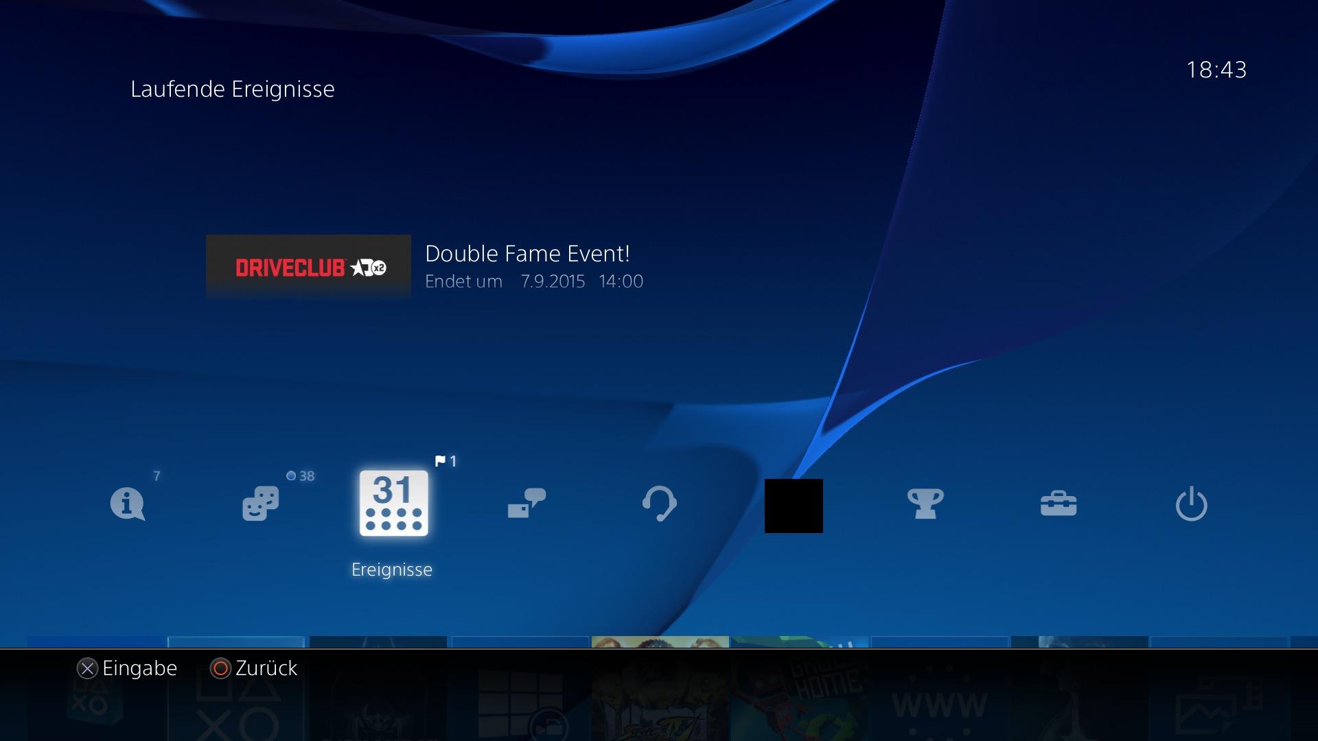 Obrázky z testování PlayStation 4 firmware 3.0 113664