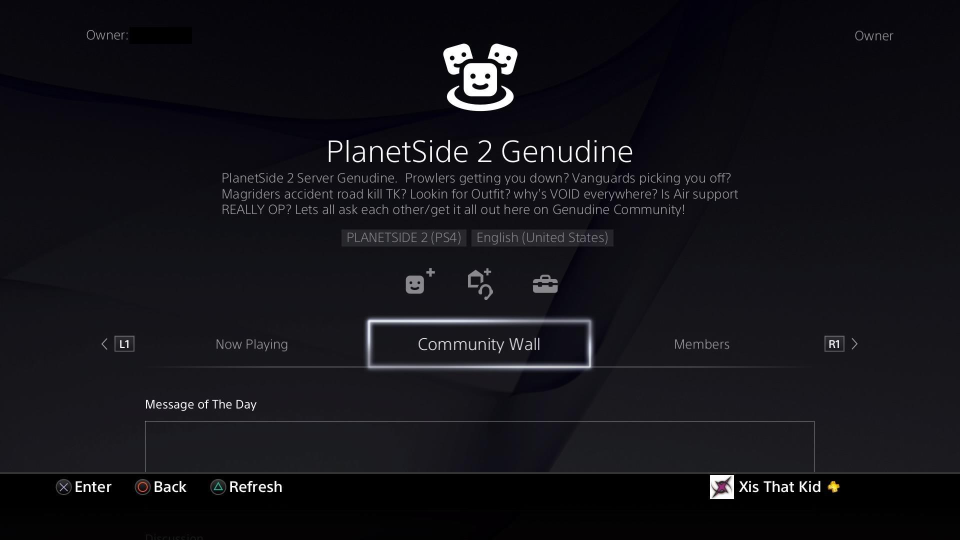 Video zachytilo novinky PS4 firmware 3.00 113713