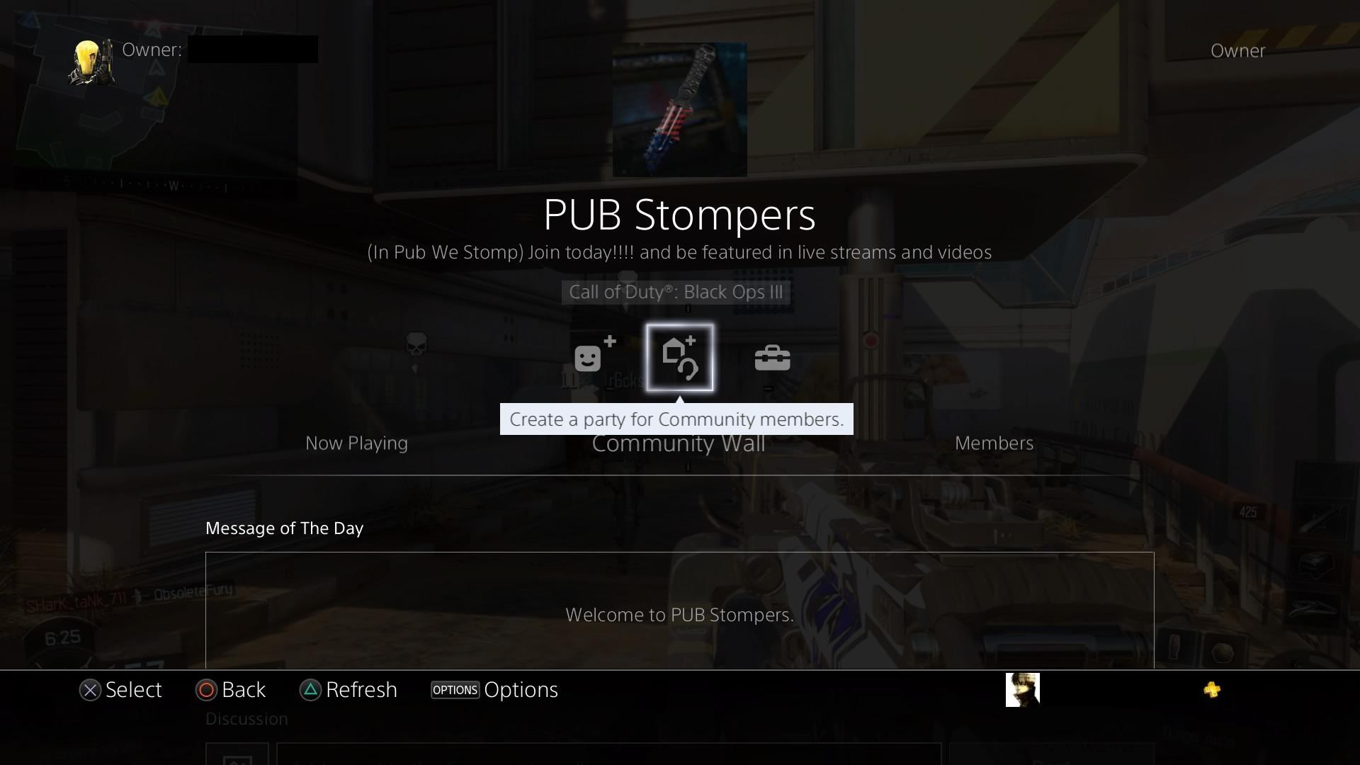 Video zachytilo novinky PS4 firmware 3.00 113716