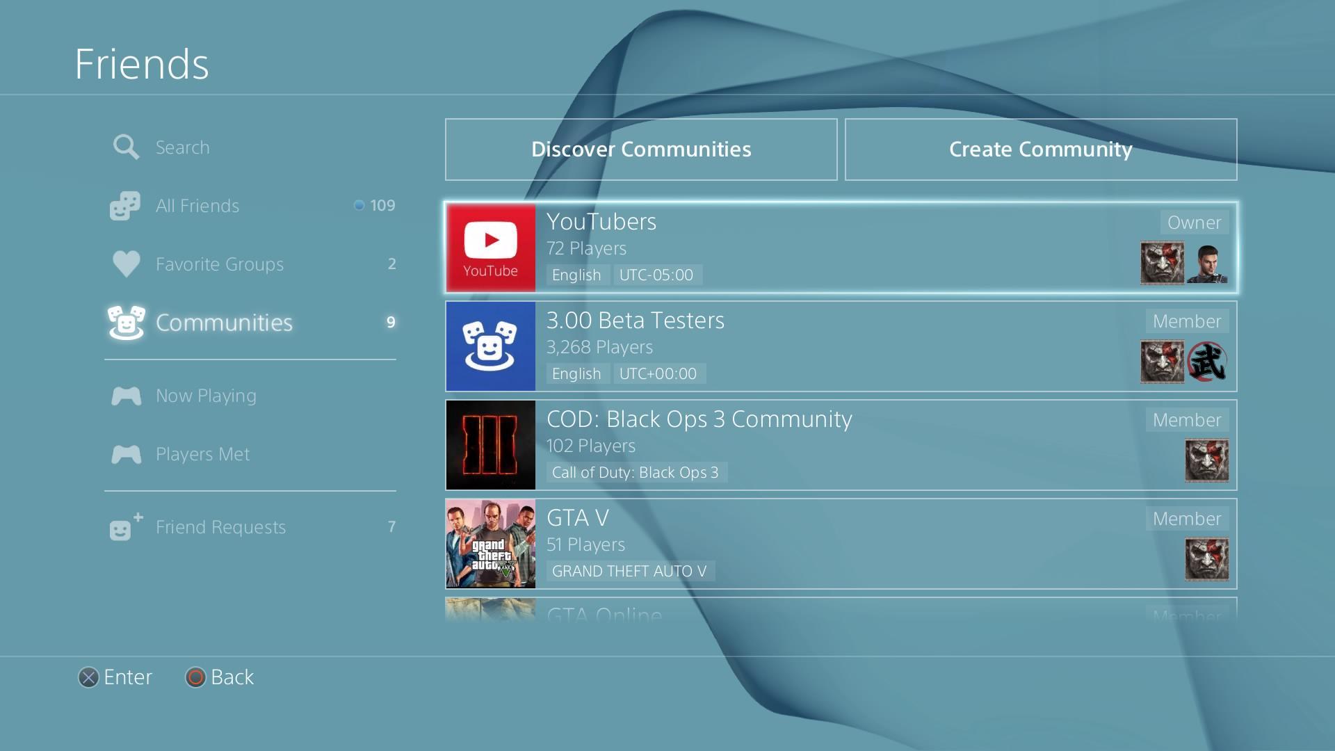 Video zachytilo novinky PS4 firmware 3.00 113719