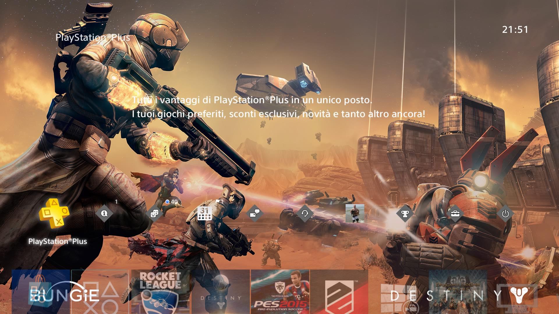 Video zachytilo novinky PS4 firmware 3.00 113721