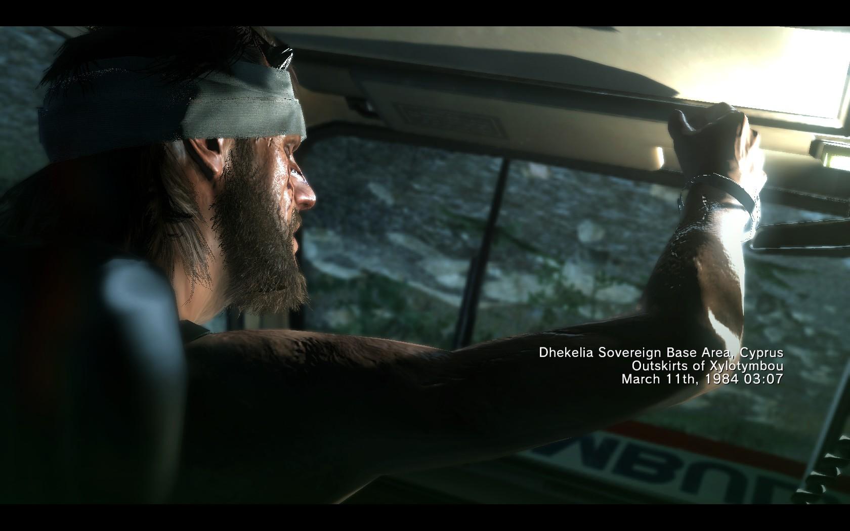 Metal Gear Solid V: The Phantom Pain 113730