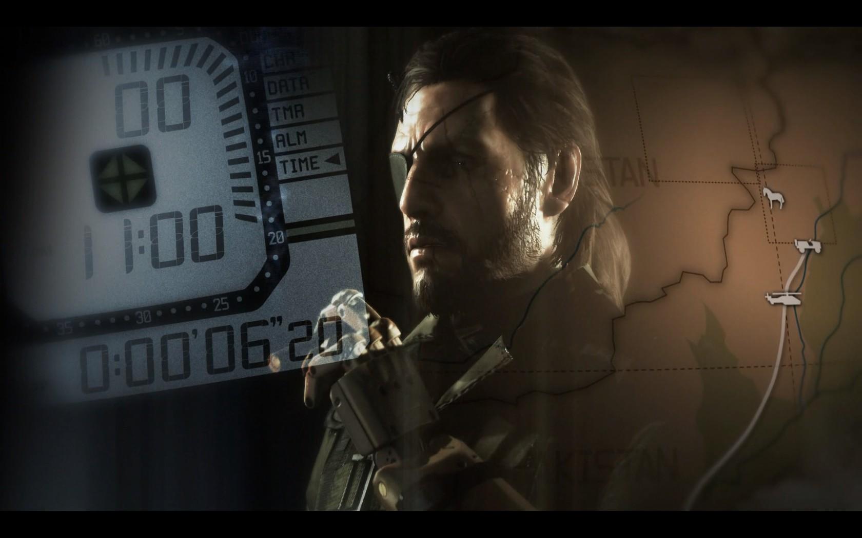 Metal Gear Solid V: The Phantom Pain 113731