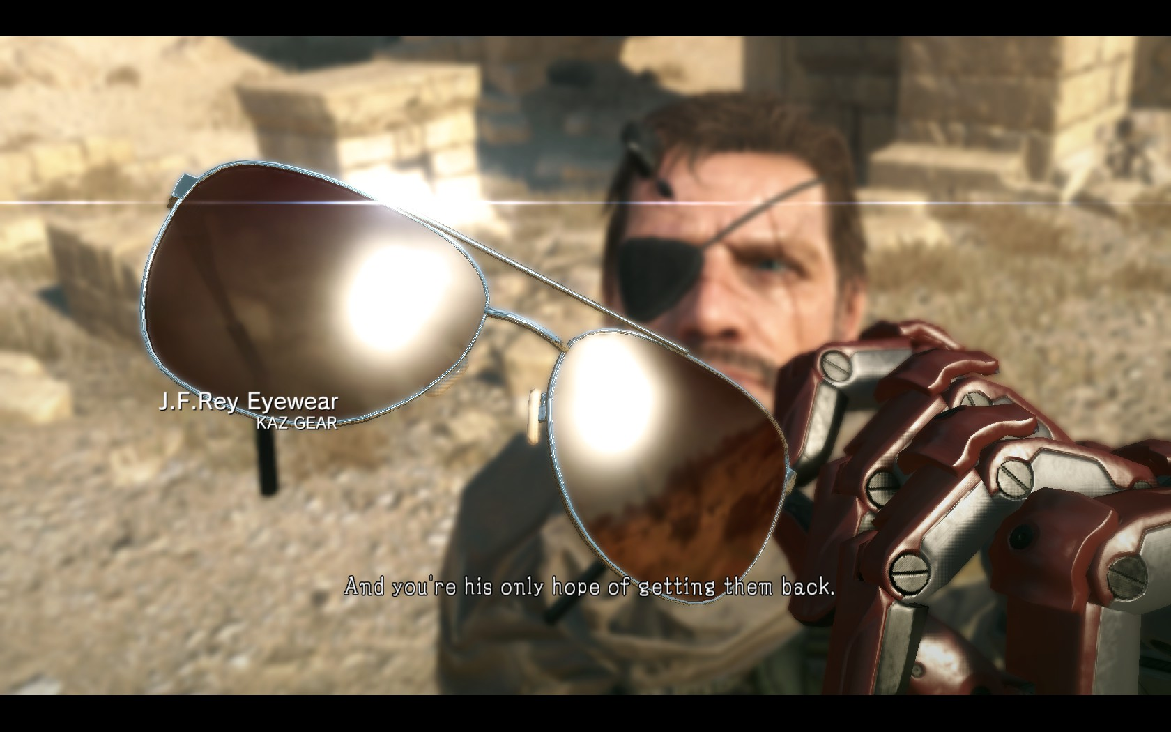 Metal Gear Solid V: The Phantom Pain 113732