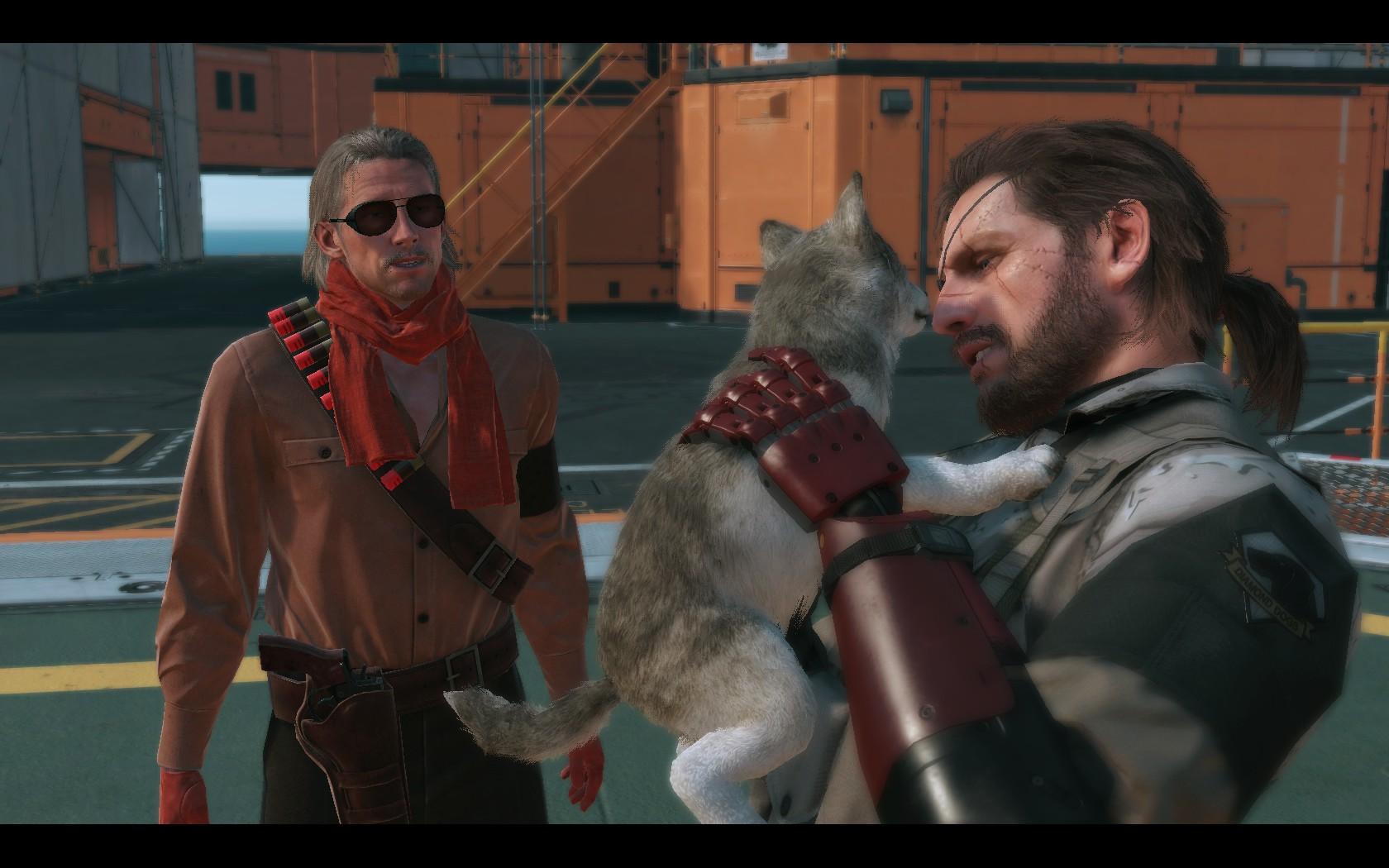 Metal Gear Solid V: The Phantom Pain 113737