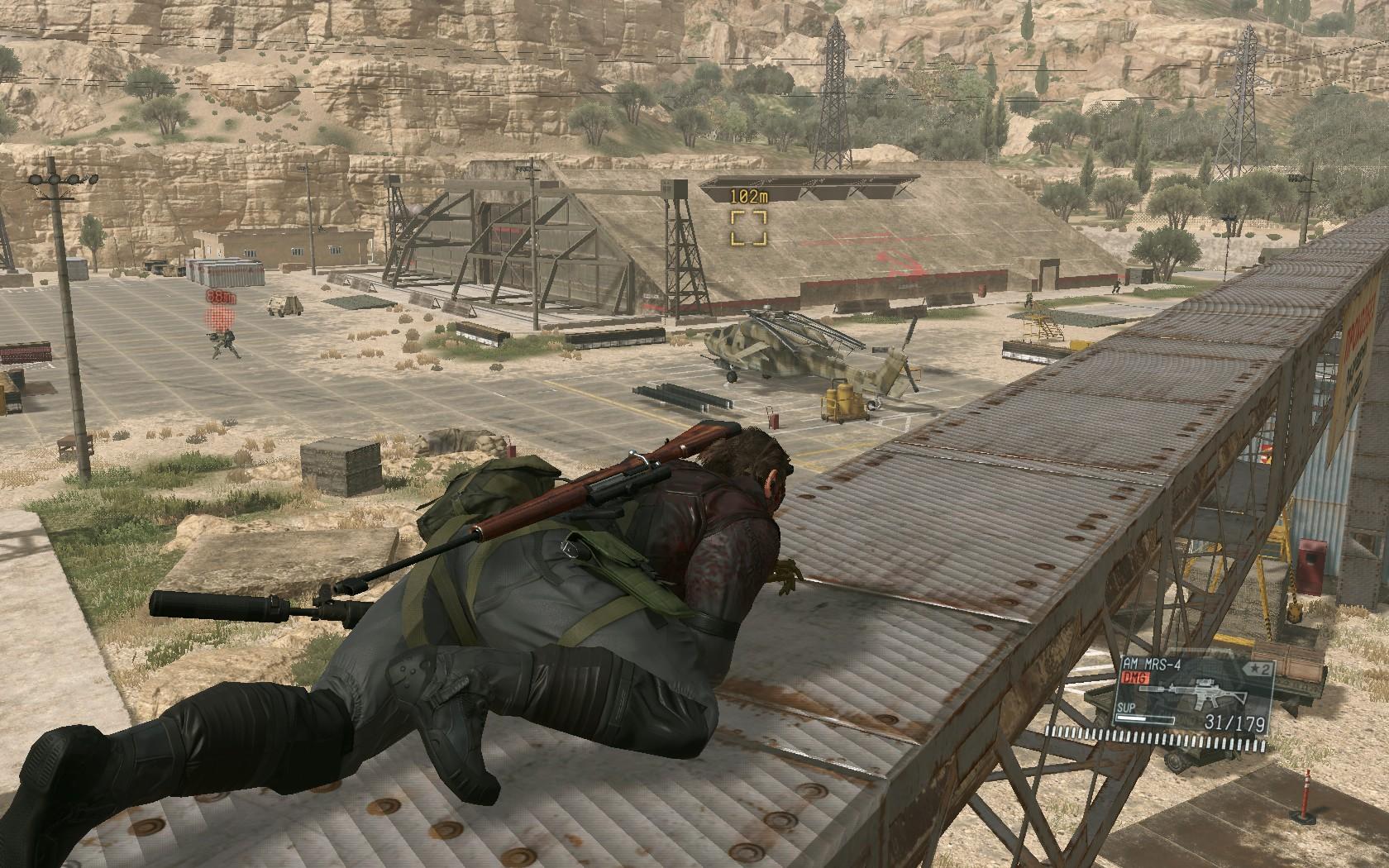 Metal Gear Solid V: The Phantom Pain 113744