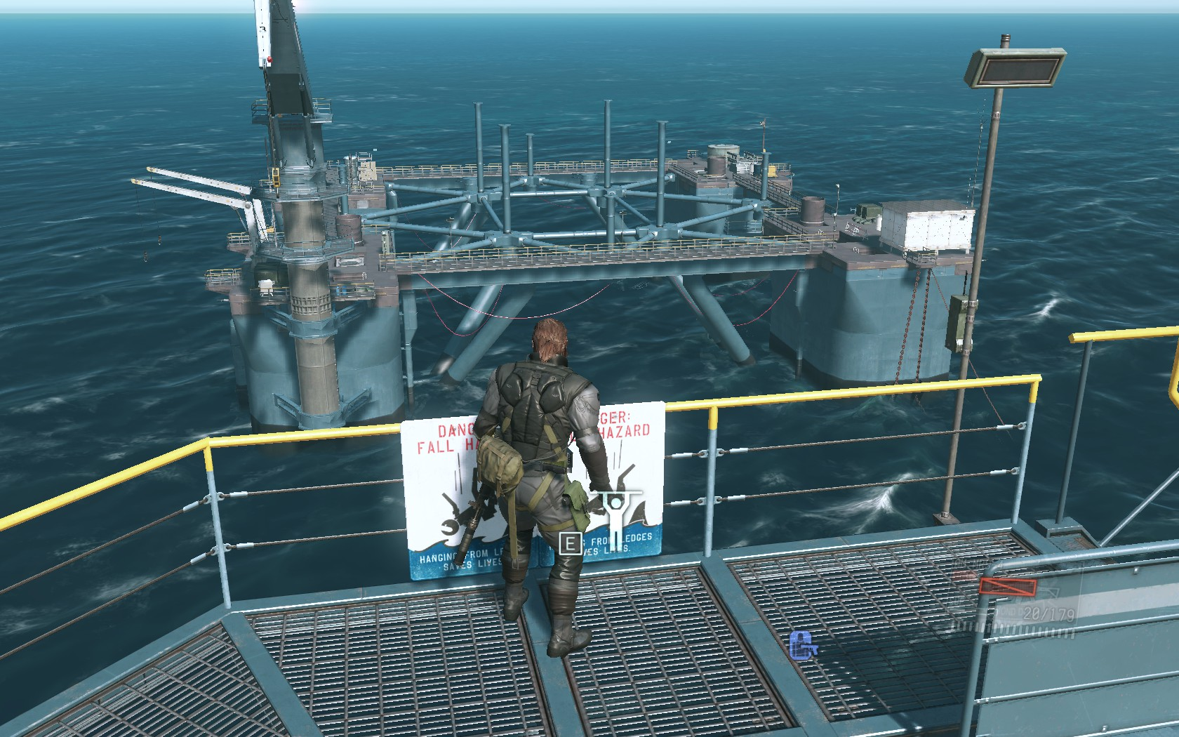 Metal Gear Solid V: The Phantom Pain 113747