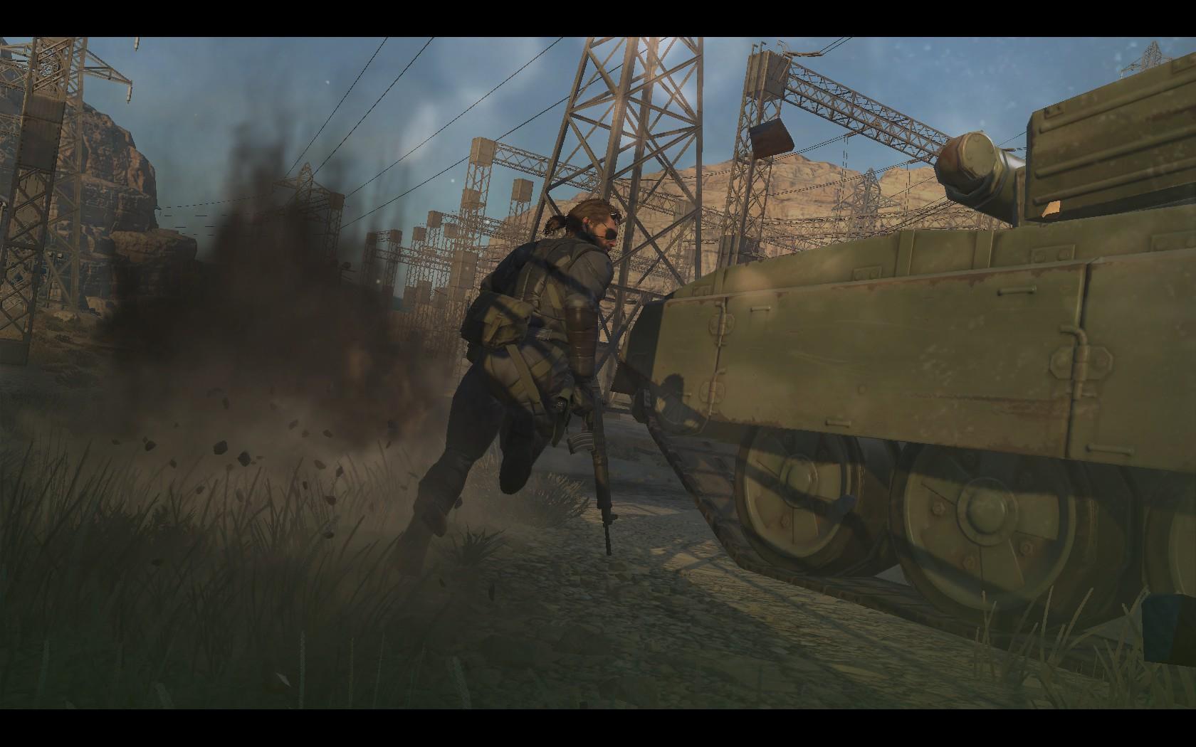 Metal Gear Solid V: The Phantom Pain 113750