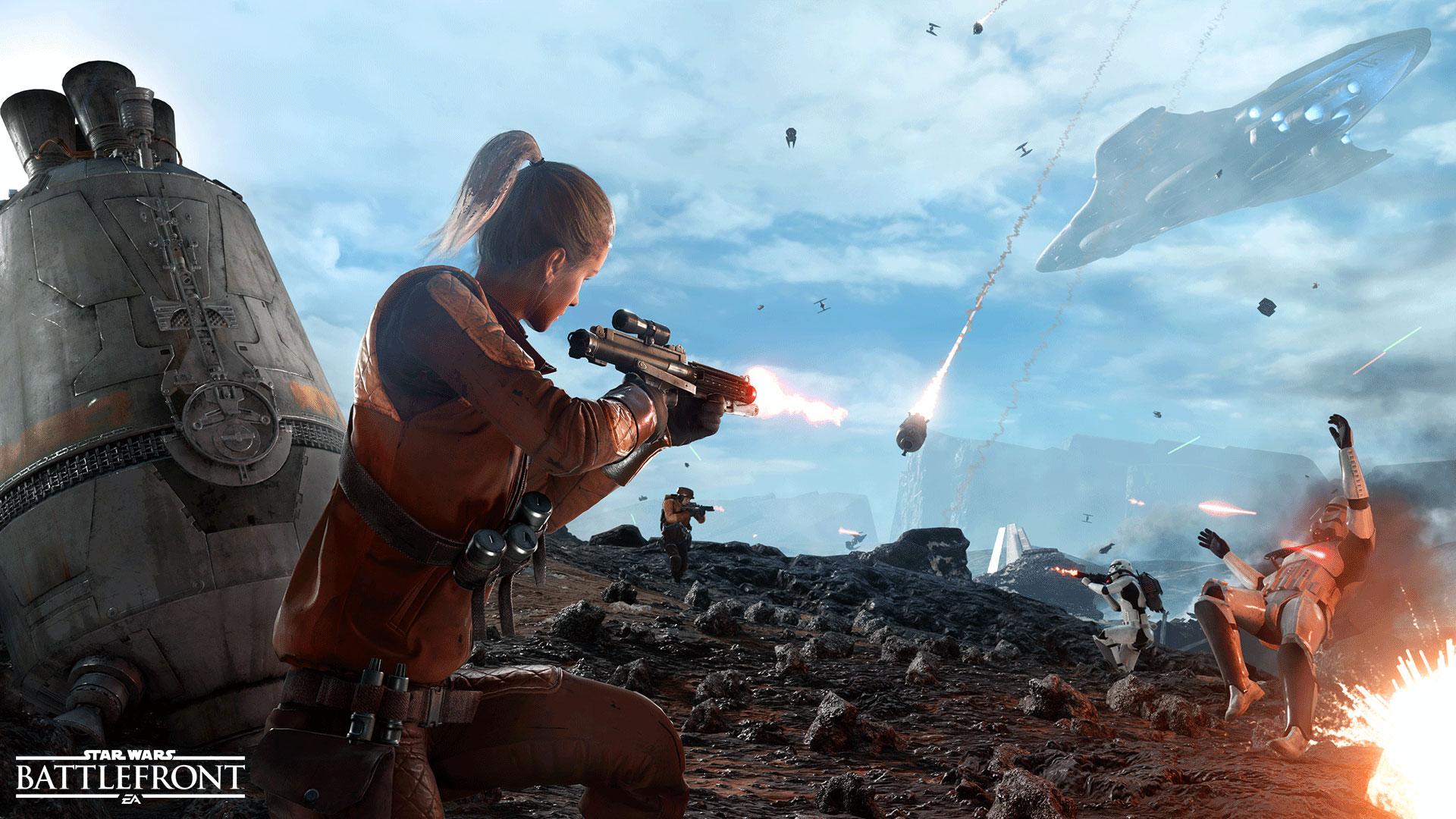 Star Wars: Battlefront - dojmy z bety 113785