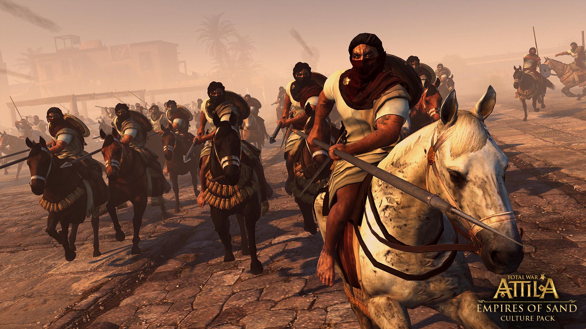 V Total War: Attila si zahrajete za Aksumské království 113788