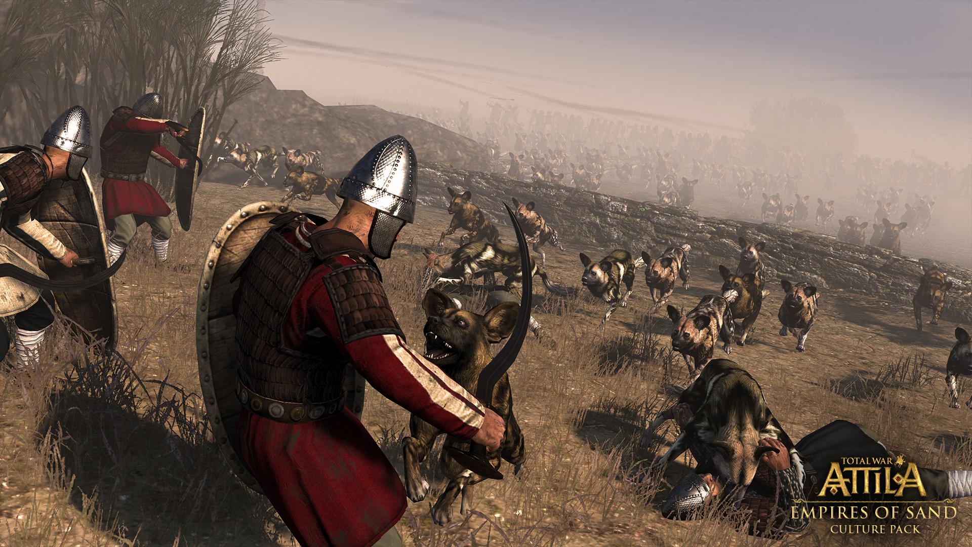 V Total War: Attila si zahrajete za Aksumské království 113790