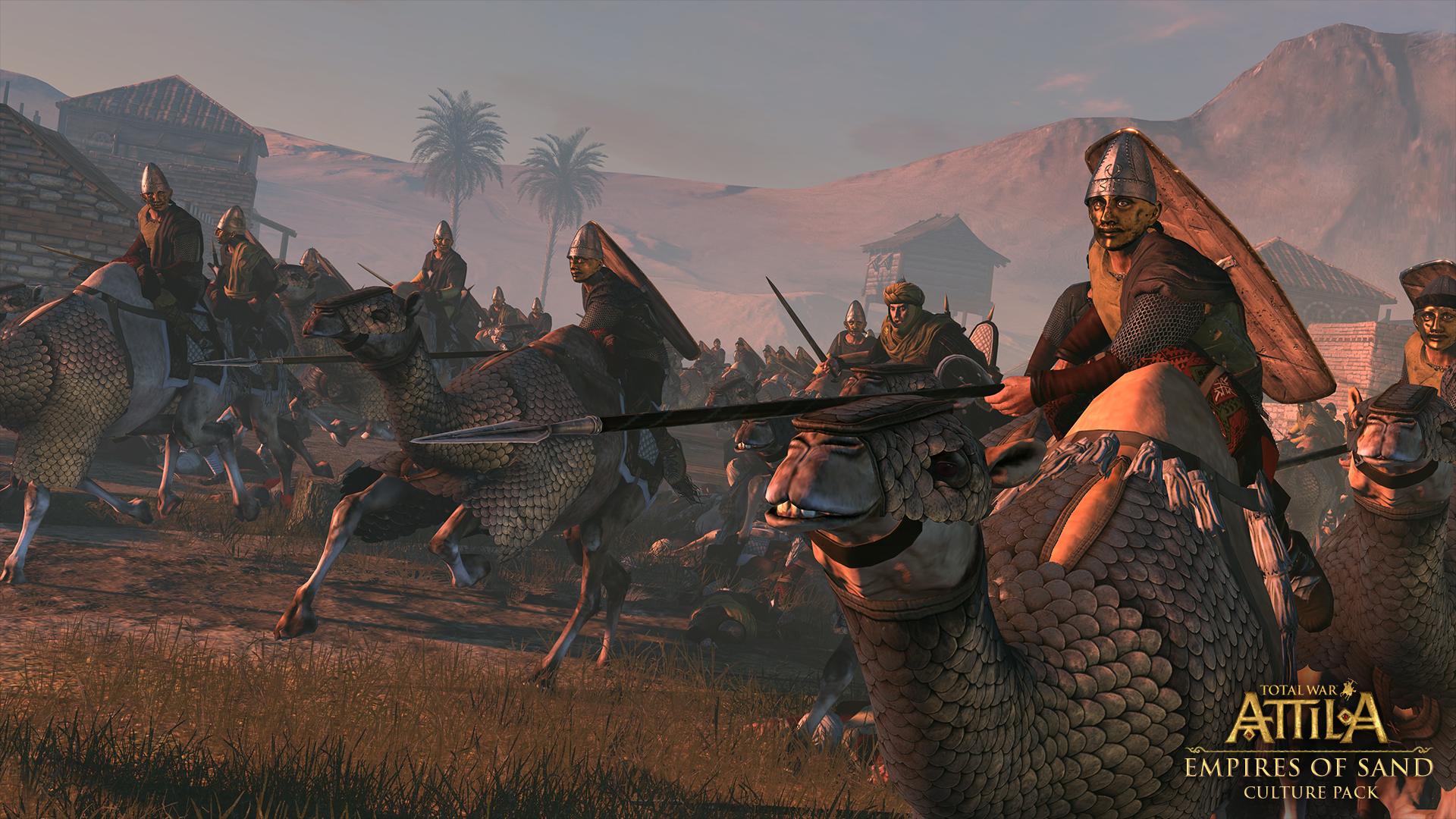 V Total War: Attila si zahrajete za Aksumské království 113791