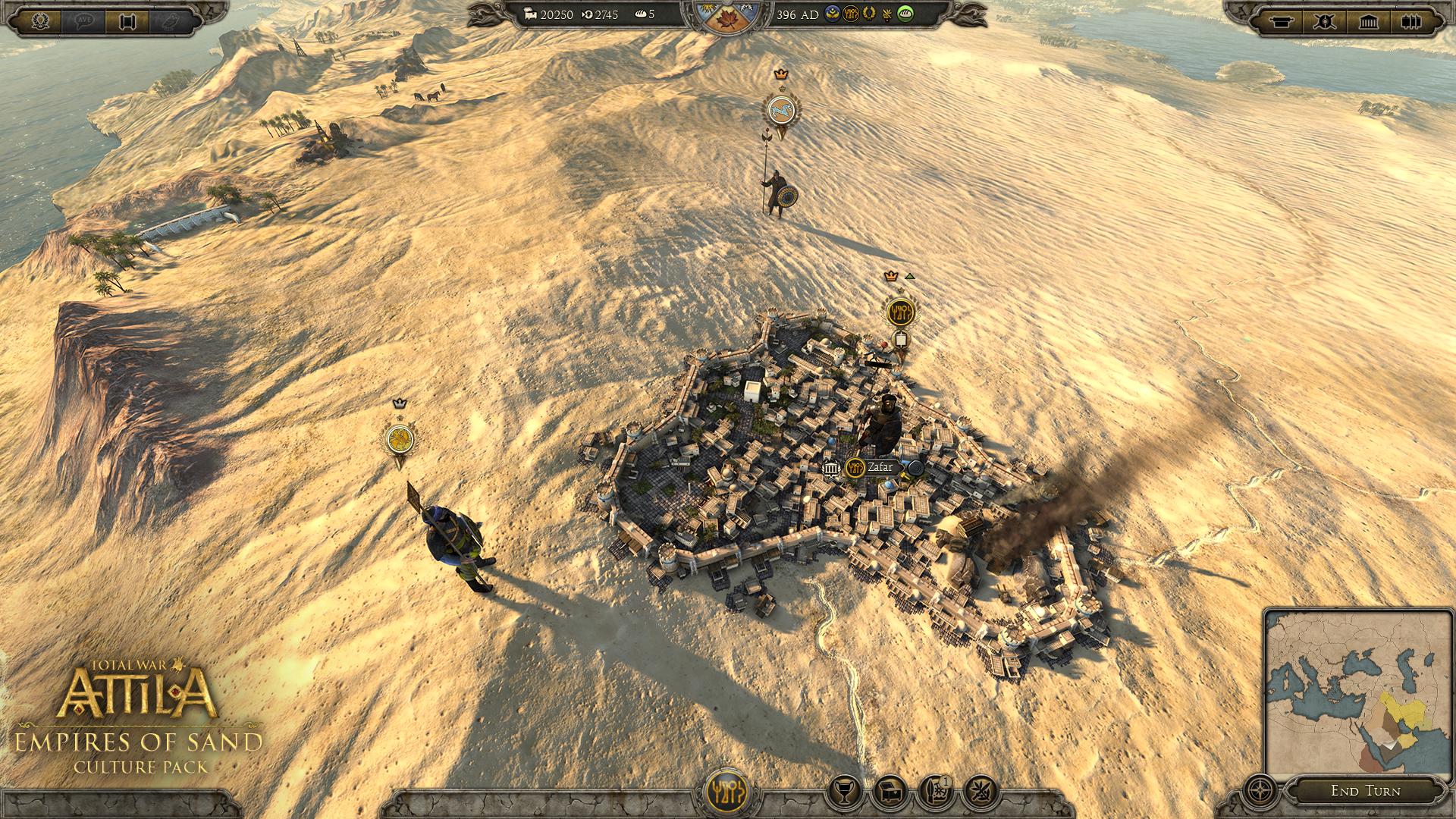 V Total War: Attila si zahrajete za Aksumské království 113792
