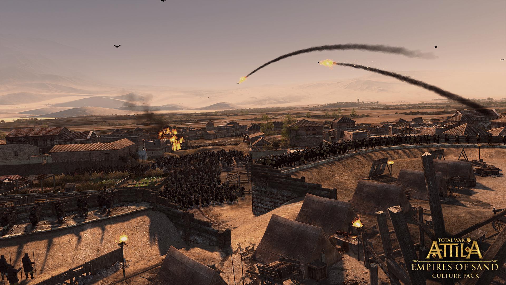 V Total War: Attila si zahrajete za Aksumské království 113793