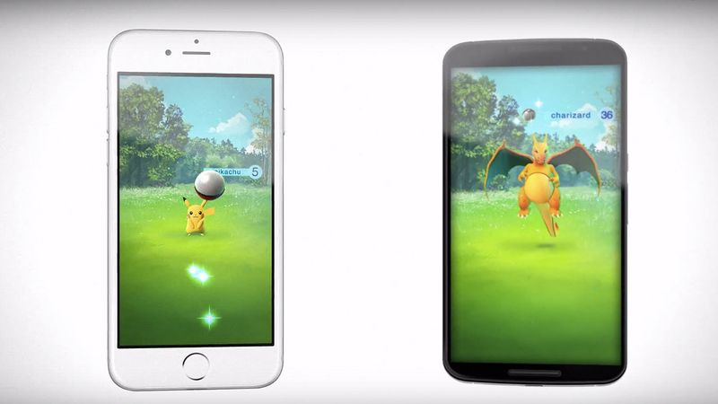 Pokémoni míří na chytré telefony a tablety 113817