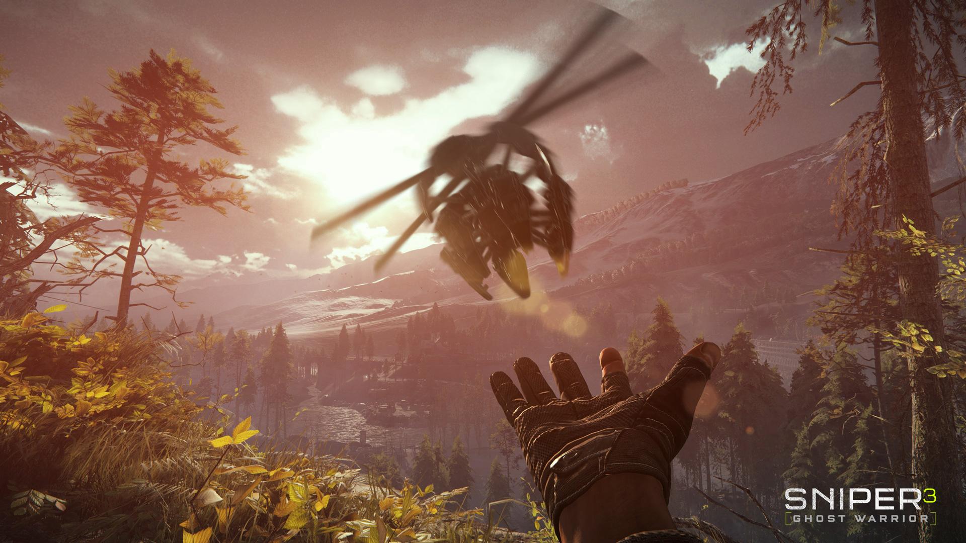 Tři obrázky ze Sniper: Ghost Warrior 3 113856