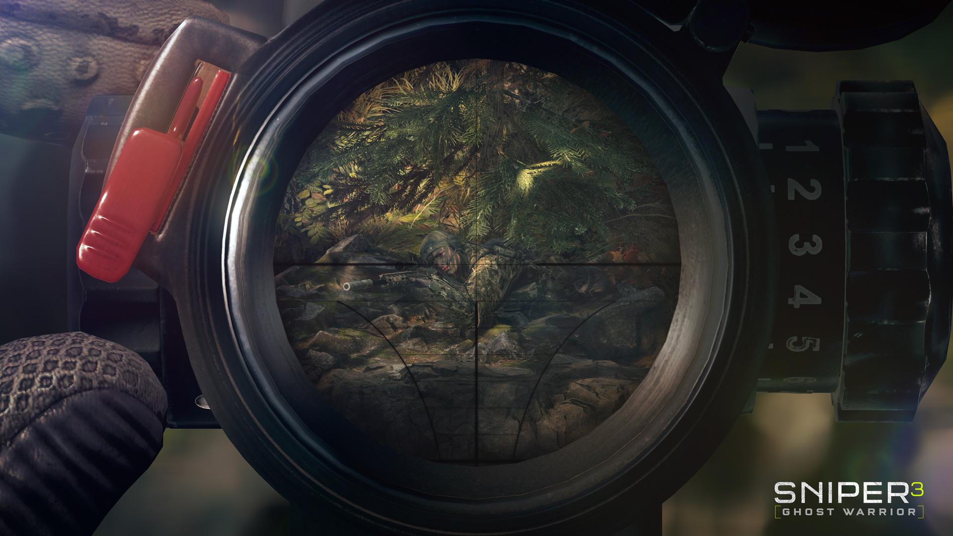 Tři obrázky ze Sniper: Ghost Warrior 3 113858