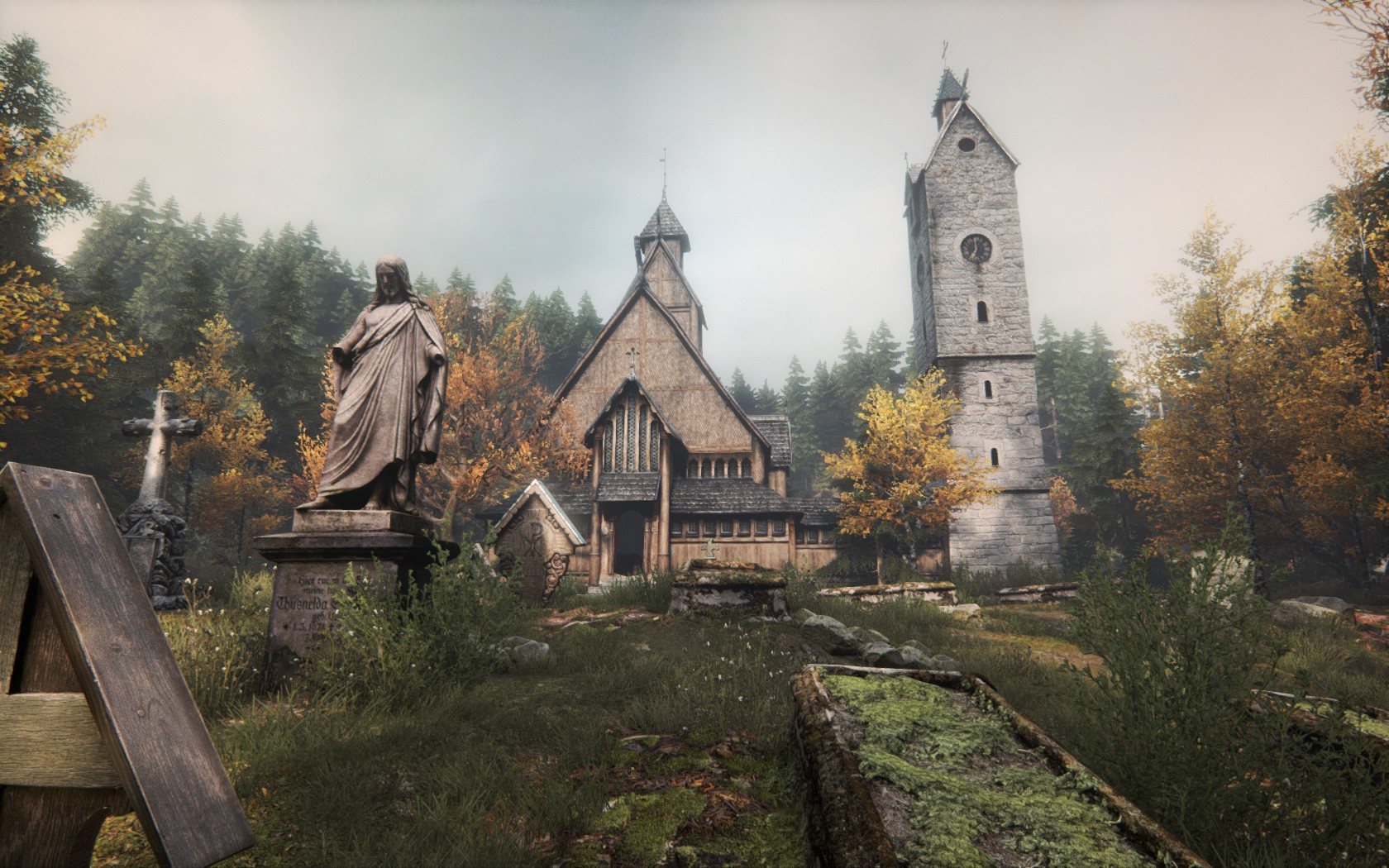 The Vanishing of Ethan Carter Redux dorazilo na Steam 113869