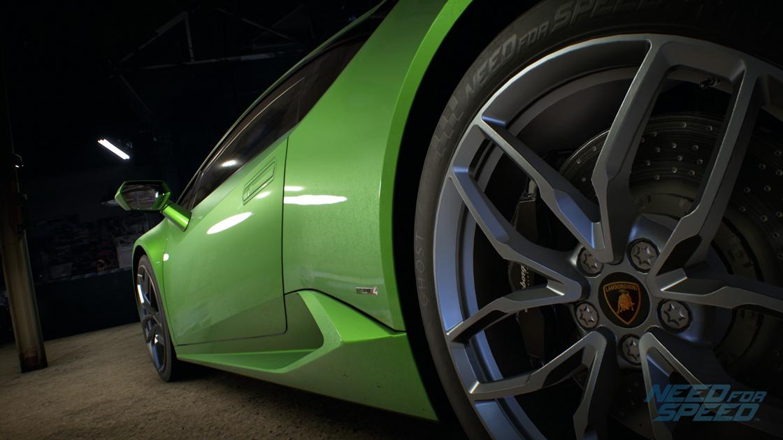 Vizuální úpravy v Need for Speed 113876