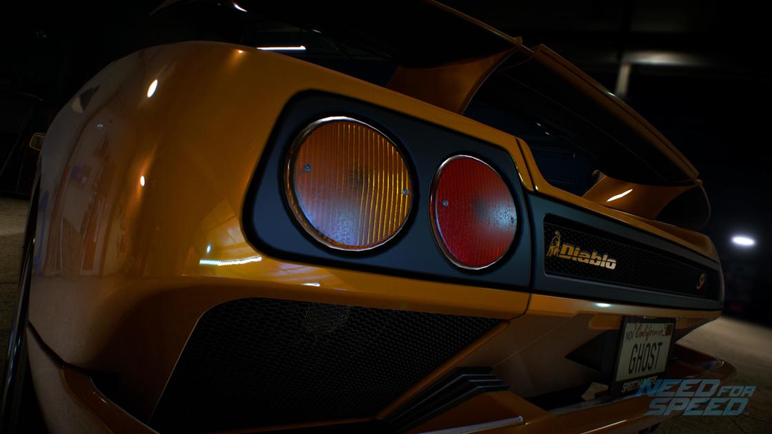 Vizuální úpravy v Need for Speed 113878