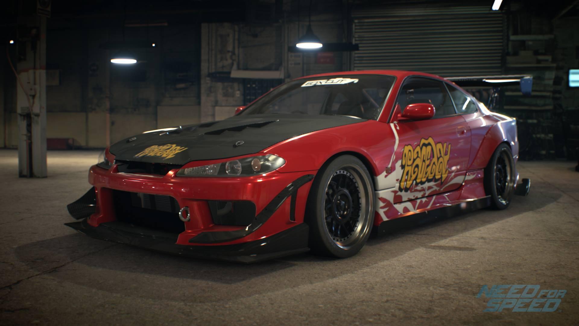 Vizuální úpravy v Need for Speed 113880