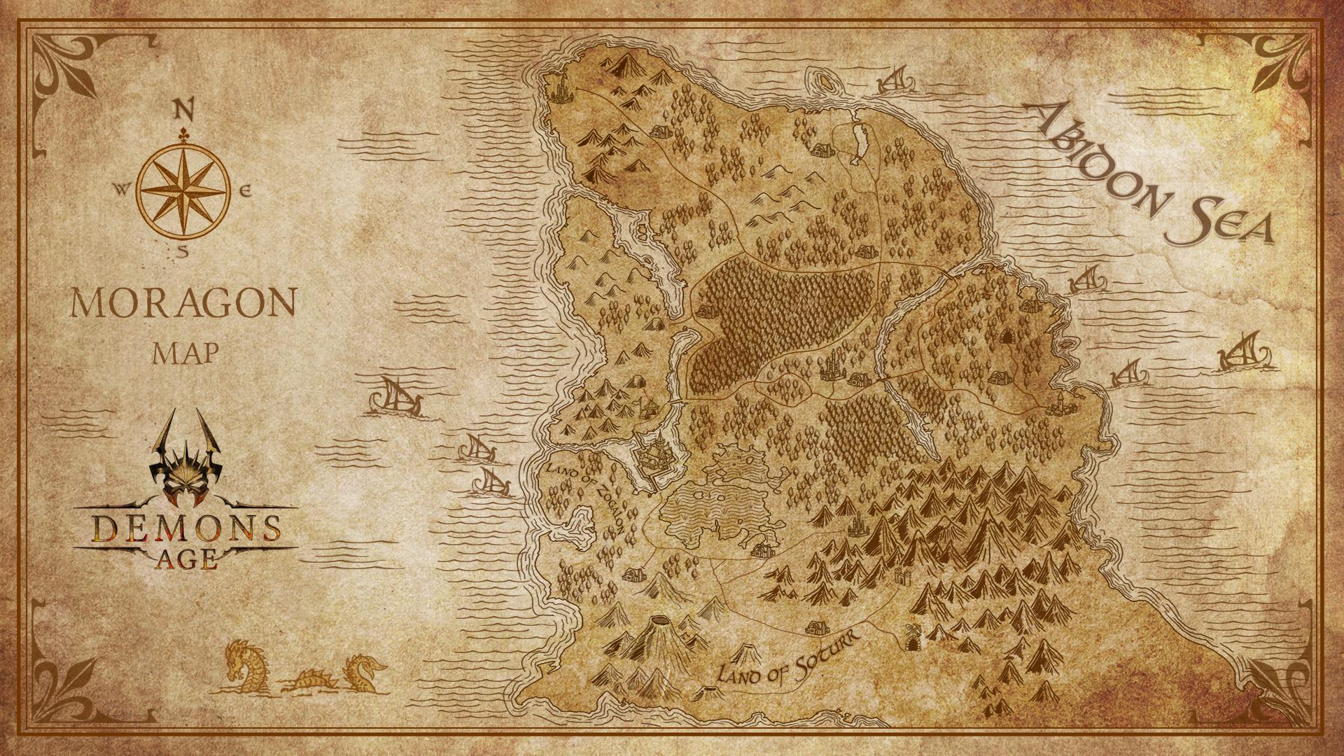 První detaily o příběhovém pozadí Demons Age 113884