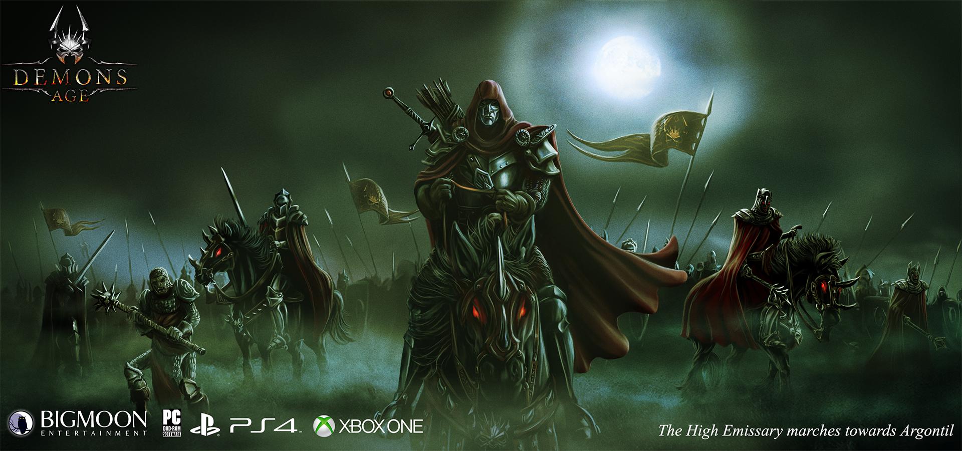 První detaily o příběhovém pozadí Demons Age 113886
