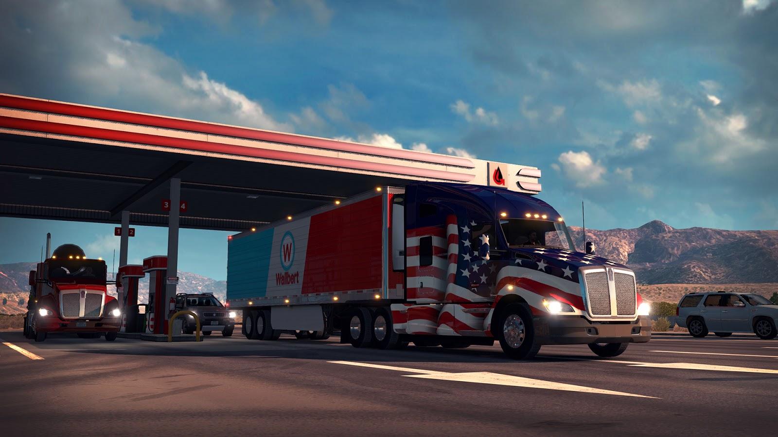 Dva nové obrázky z American Truck Simulatoru 113959