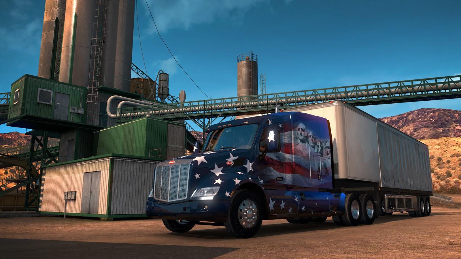 Dva nové obrázky z American Truck Simulatoru 113960