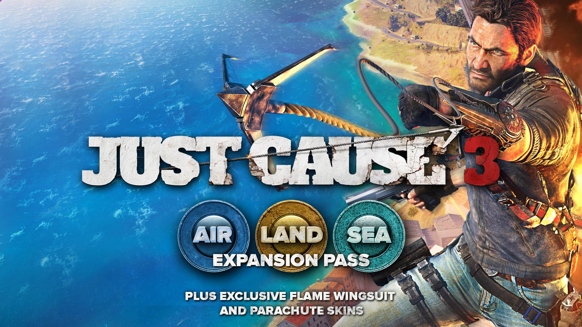Just Cause 3 se příští rok dočká tří DLC 113962